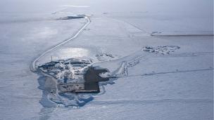 ExxonMobil Alaska LNG site