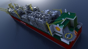 Norwegian fire and gas detection systems serve Shell FLNG facility