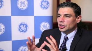 GE Oil & Gas President and CEO Lorenzo Simonelli