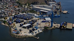 GE Oil & Gas launches new logistics base in Brazil