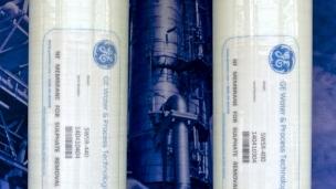 GE's seawater sulphate removal (SWSR) nanofiltration membrane