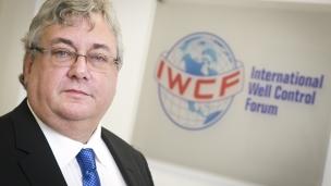 David Price, CEO of IWCF
