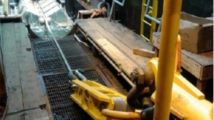 Saipem uses iXBlue HDAR technology offshore West Africa