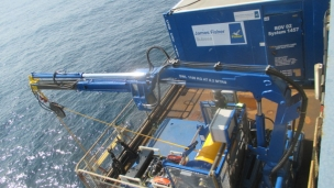 JF Subsea provided Shell UK with a gravity-based ABROV system.