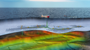 Johan Castberg construction begins at Stord