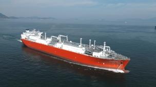 South Korea to build world's largest LNG-FSRU