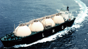 Deliver of LNG to Asia continues to decline