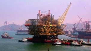 Liwan project Husky Energy CNOOC