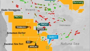 Lundin-led joint venture to spud Gobi-1 well offshore Indonesia next month