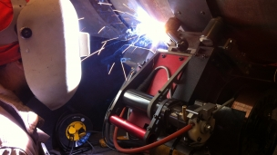 CRC-Evans unveils M-400 welding system