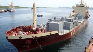 MacGregor has received an order from Wuhu Xinlian Shipyard in China for eight MacGregor dry bulk cement handling systems
