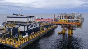 Chet Morrison Contractors successfully completes EPCIC project on