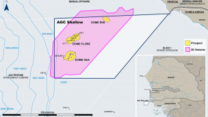 Oryx nabs deepwater acreage offshore Senegal and Guinea Bissau