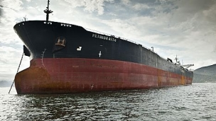 VLCC converted into FPSO for pre-salt exploration