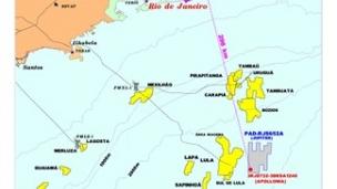 Petrobras strikes gas and oil at Jupiter field pre-salt well offshore Brazil