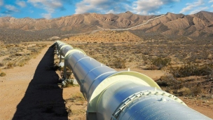 Pair of pipelines to carry natural gas from southwest Texas hub