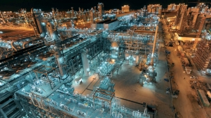 Qatargas and RasGas LNG production facilities