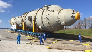 Roll Group awarded contract to transport 24 modules for Total Ethane cracker project