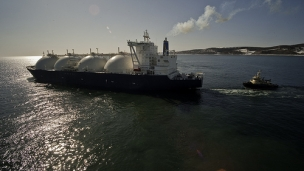 Moscow allows Gazprom competitors to export LNG