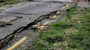Fracking is blamed for seismic damage