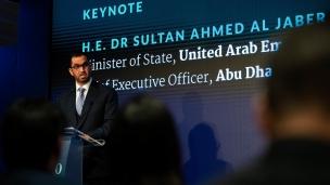 H.E. Dr. Al Jaber