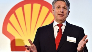 Ben van Beurden, CEO, Royal Dutch Shell