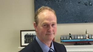 Stephen Potts, head of supply chain