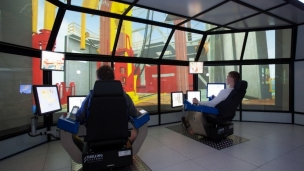 Simulator facility helps develop human factors and boost safety for the oil and gas industry