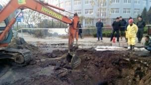Blast at Sinopec pipeline kills 55