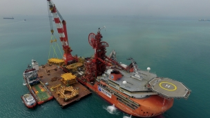 Julimar natural gas field