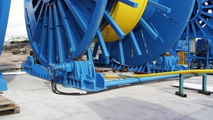 Sparrows Group's cable and pipe-lay solutions
