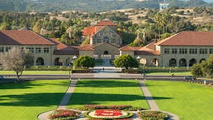 Stanford University, California.
