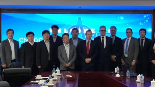 Suez NWS teams up with CNOOC