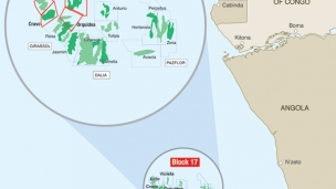 Total boosts production offshore Angola with fourth Block 17 FPSO