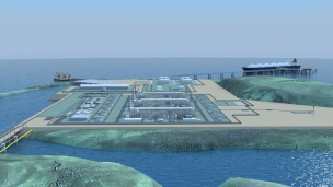 Gazprom starts design for Russian LNG project