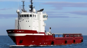 New PSV to join Petrobras fleet