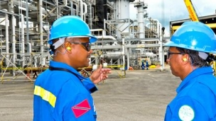 WorleyParsons win engineering services contract offshore Trinidad and Tobago