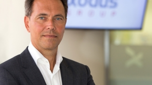 Wim van der Zande CEO of Xodus Group