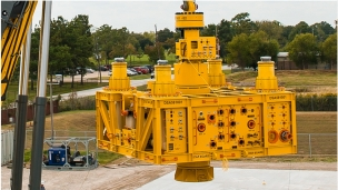 Aker Solutions has delivered the key subsea component for the system being developed by Marine Well Containment Company to limit environmental risks from oil and gas production in the US Gulf of Mexico