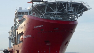 Petrobras has claimed that technology adapted for pre-salt depths to replace the use of drilling ships has cut ocean descent times and saved USD 5m per well