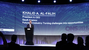 ONS 2014: Saudi Aramco warns of rocky road ahead