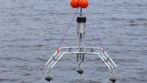 UK firm unveils sonar-based oil spill technology