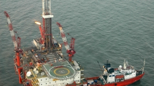 CNOOC Limited has successfully made a new mid-to-large sized natural gas discovery Lingshui 25-1 on the independent deepwater exploration