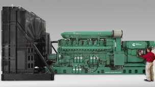 Cummins Power Generation introduces the next generation of high-horsepower generator sets