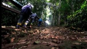 Eni discovers 300 million barrels of oil onshore Ecuador