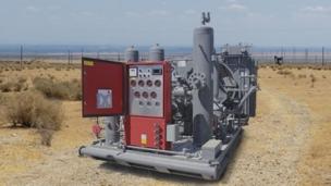 Enovation Controls raises the bar of gas compression technology