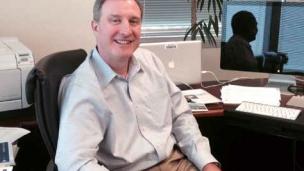 Eric Gebhardt, R&D leader at GE