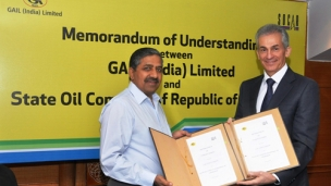 Gail and Socar ink LNG cooperation agreement to feed India's energy demand