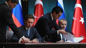 Putin ditches South Stream project and turns to Turkish market