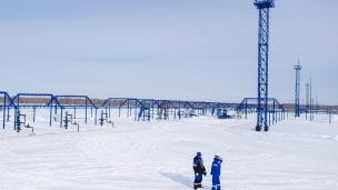 Gazprom Neft's total proved and probable (2P) hydrocarbon reserves (including the company's share in joint ventures) by international SPE-PRMS (Petroleum Resources Management System) standards amounted to 2.55 billion tonnes of oil equivalent by the end of 2014 – representing an 11.5 per cent or 263 million tonnes increase over 2013's figures